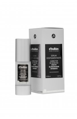 Serum despigmentante 30 ml D´bullon