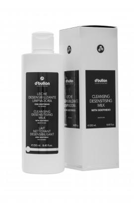 Leche Desensiblizante Limpiadora 250 ml D´bullon