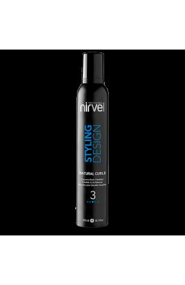 Espuma Natural Curls Nirvel 300 ml.
