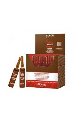 Locion energizante para cabellos debiles (caja 10 amp) Echosline