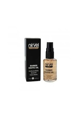 Barber Exotic Oil 30 ml Nirvel