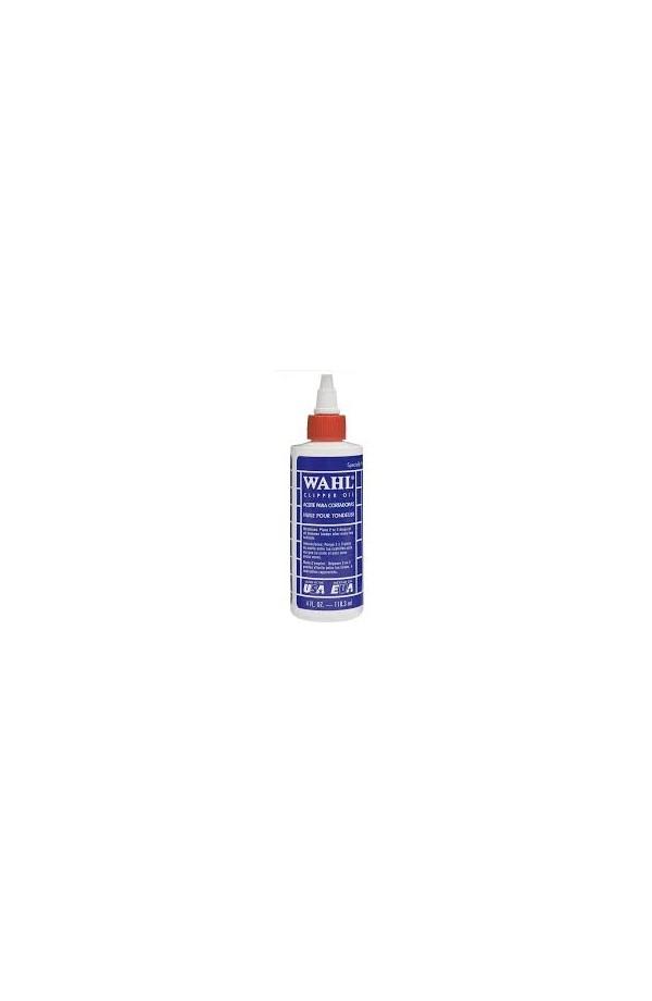 Aceite para máquinas cortapelos Wahl. alarga la vida de las cuchillas de tu  máquina cortapelos lubricádolas con este aceite cb714d929b2d